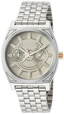 0c22801977 [ニクソン]NIXON 腕時計 NIXON STARWARS TIME TELLER DELUXE SW: PHASMA SILVER  NA922SW2445-