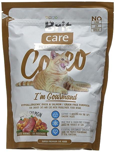 Brit Care Cat Cocco Im Gourmand Comida para Gatos - 400 gr ...