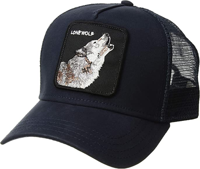 Goorin Bros. Gorra de béisbol para Hombre. Lobo Navy Talla única: Amazon.es: Ropa y accesorios