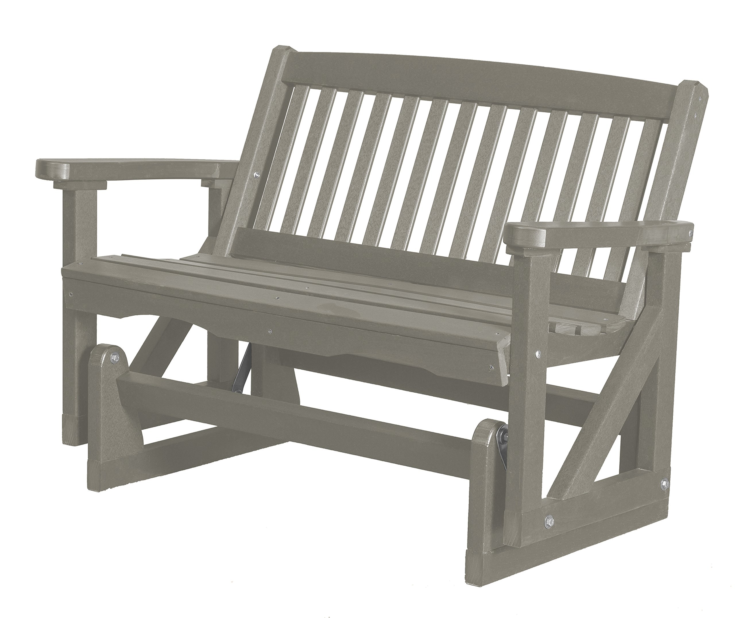 Little Cottage Company LCC-207 Classic Mission Glider, Light Gray by Little Cottage Company