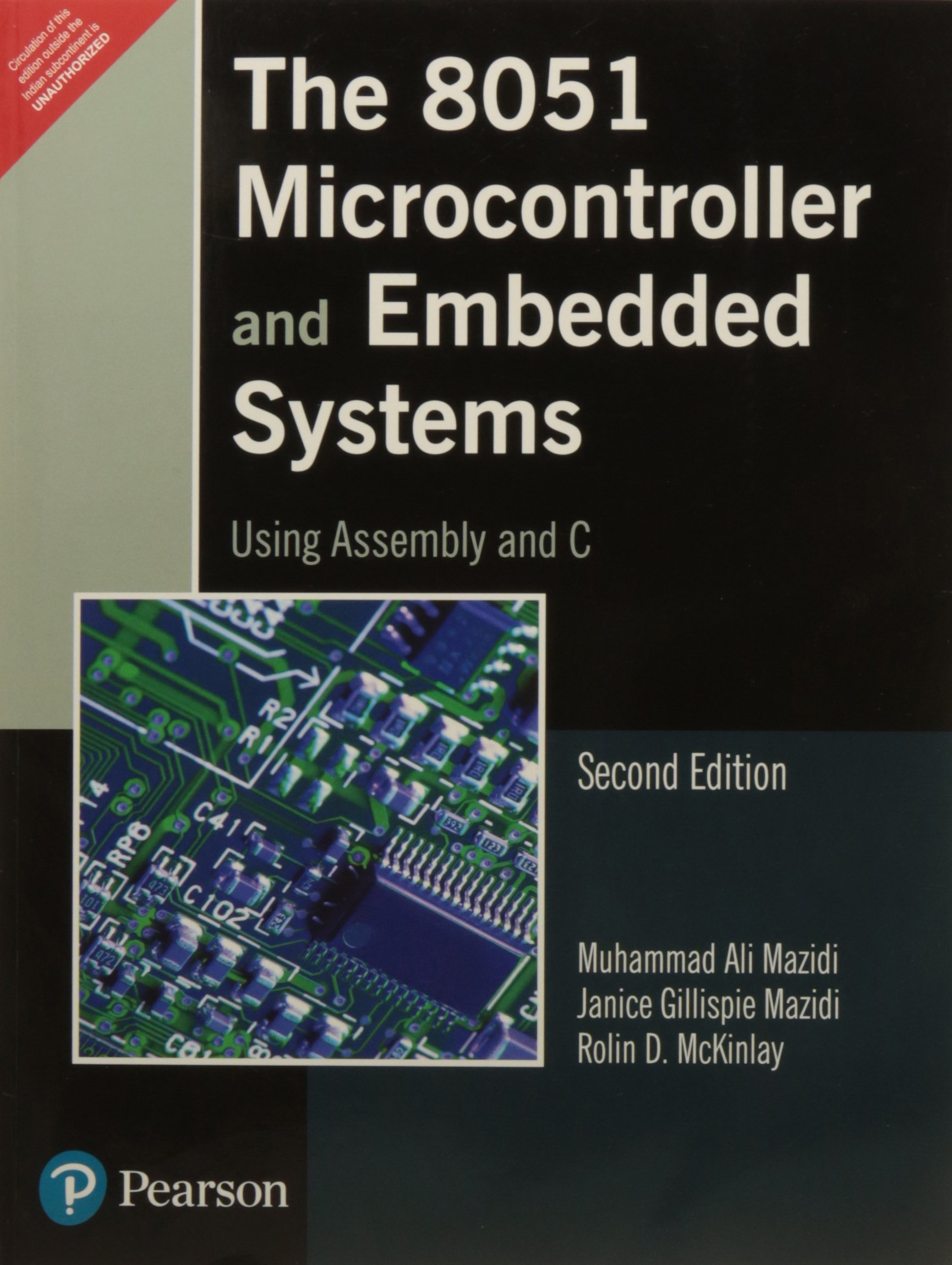 8051 Microcontroller The A Systems Approach