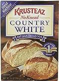 Krusteaz, No Knead Country White Artisan Bread Mix, 14 oz