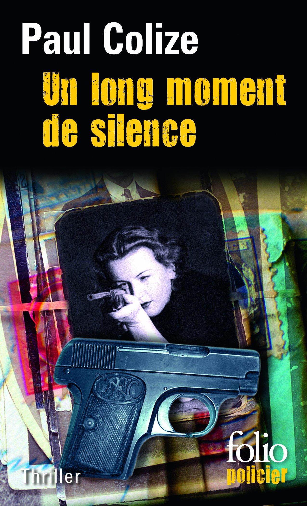 Un long moment de silence-Paul Colize