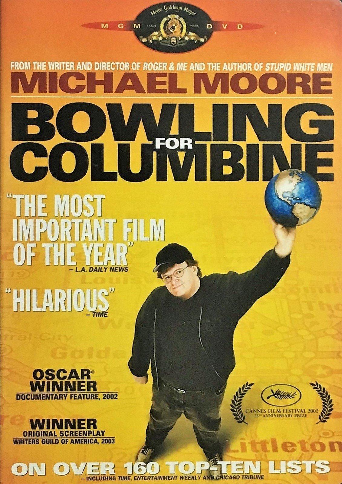 Bowling For Columbine Moore Michael Ddmgm 1004115 9780792854845 Amazon Com Books