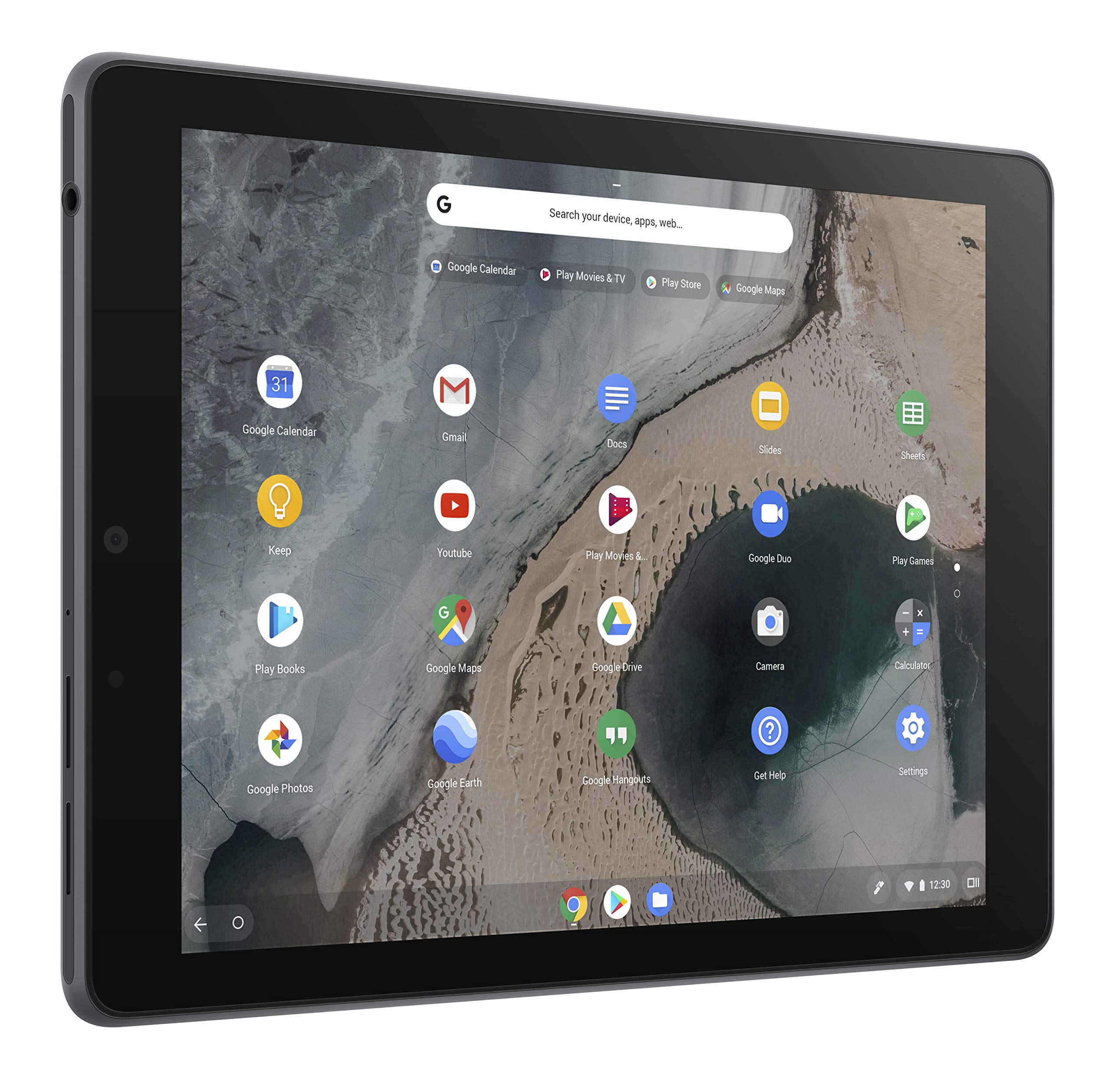 Chromebook Tablet