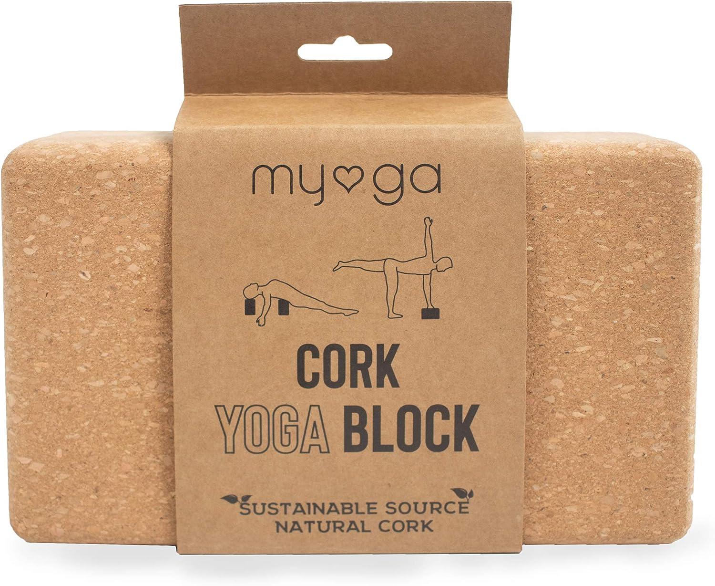Yogablock Kork BASIC