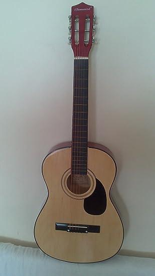 BURSWOOD 91,44 cm guitarra acústica – Los niños de instrumento de inicio ideal