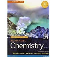 Pearson Baccalaureate Chemistry Higher Level 2nd edition print and online edition for the IB Diploma: Industrial Ecology