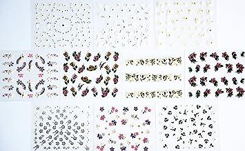 10 piezas/mezcla de pegatinas de palos de golf para ...