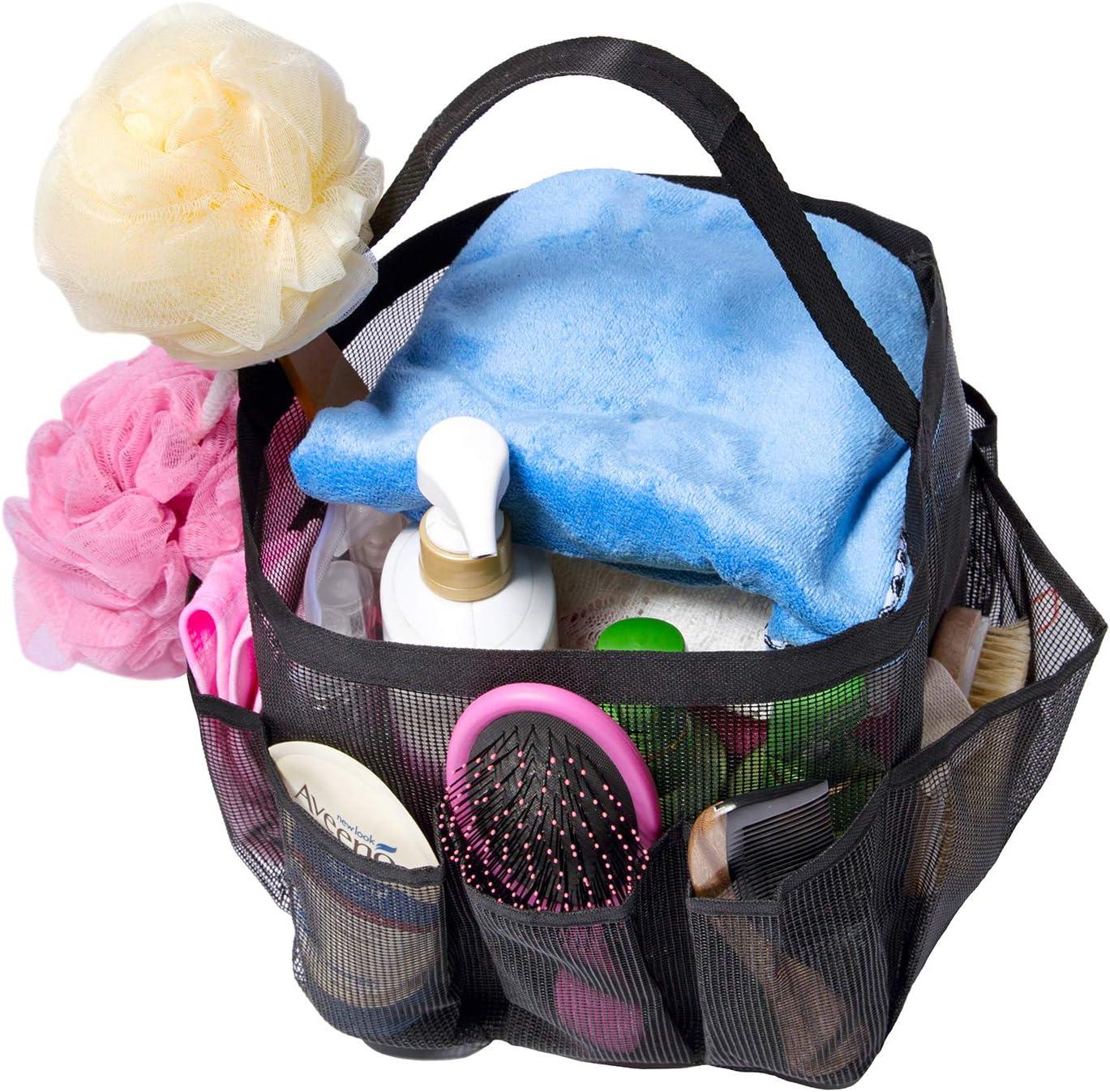ATTMU Mesh Shower Caddy for College