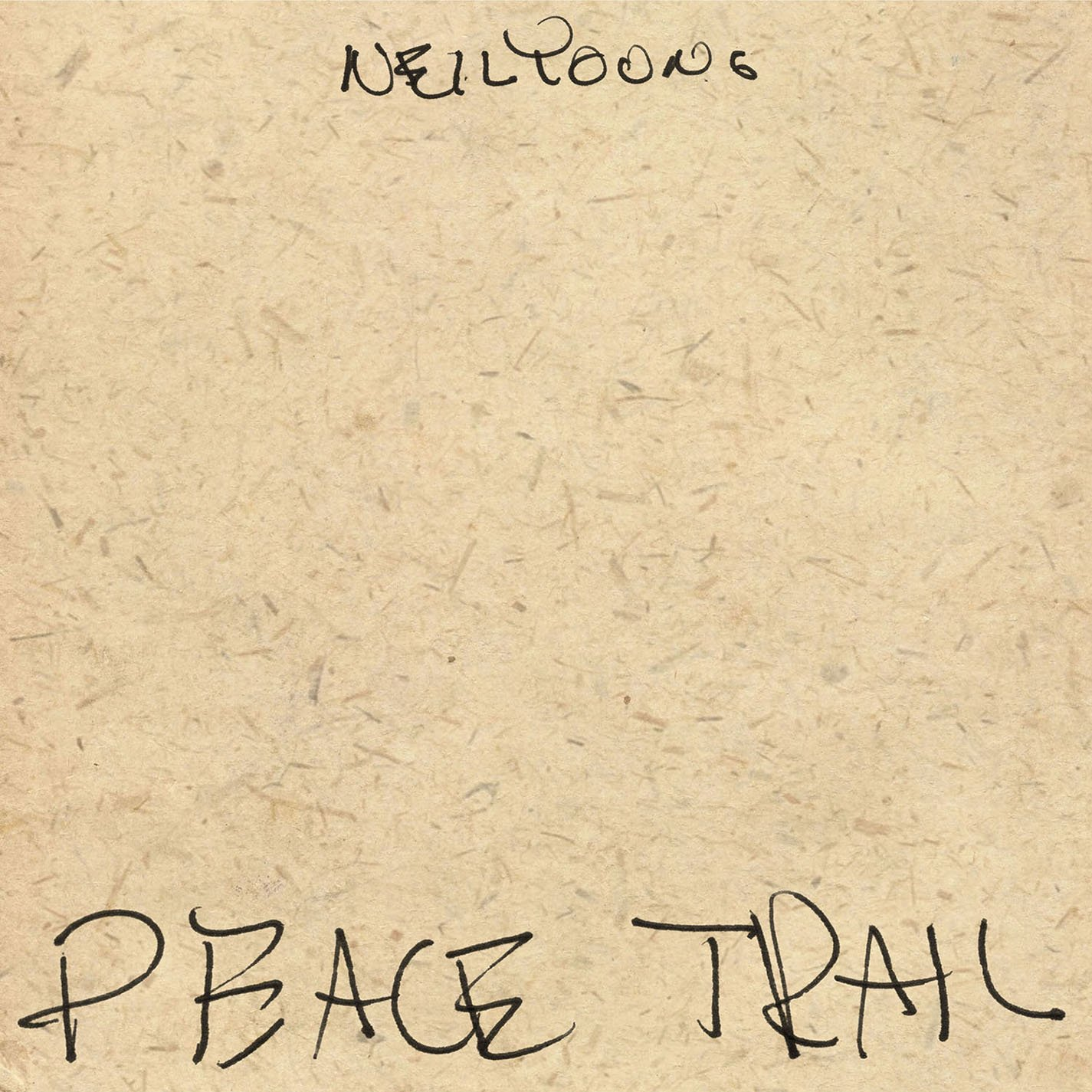 Neil Young - Peace Trail (Cassette)