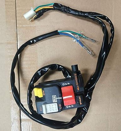Amazon.com: L/H Switch H0nda TRX 300 TRX300FW Fourtrax Start/Stop/Choke: Industrial & Scientific