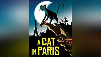 A Cat in Paris (English Language)