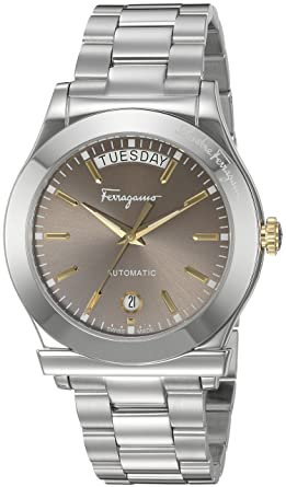 2c85414a7bf97 Amazon.com  Salvatore Ferragamo Men s 1898 Limited Edition Swiss ...