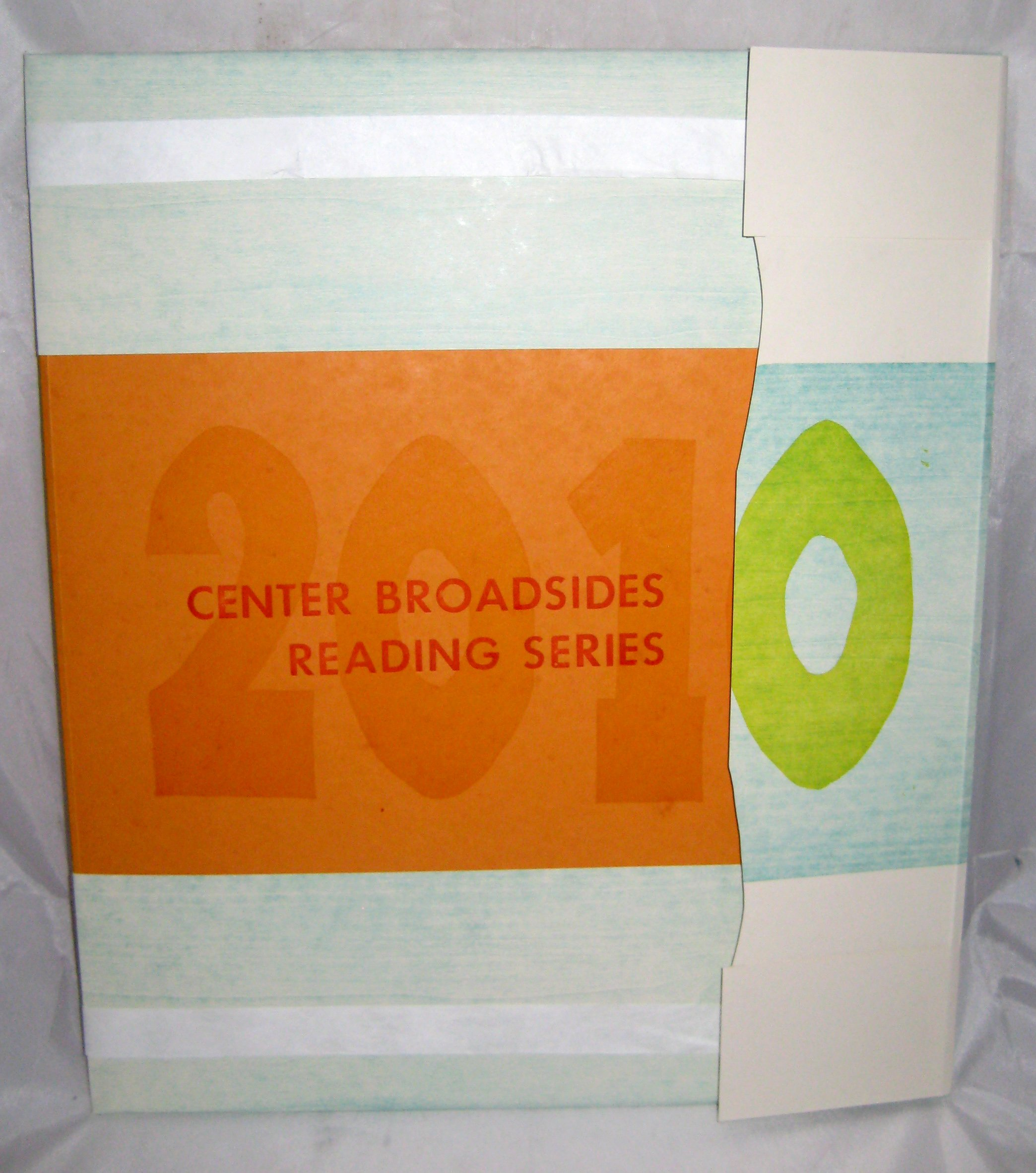 Download CENTER BROADSIDES 2010 READING SERIES pdf