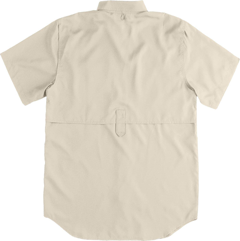 Reel Legends Mens Saltwater II Short Sleeve Shirt
