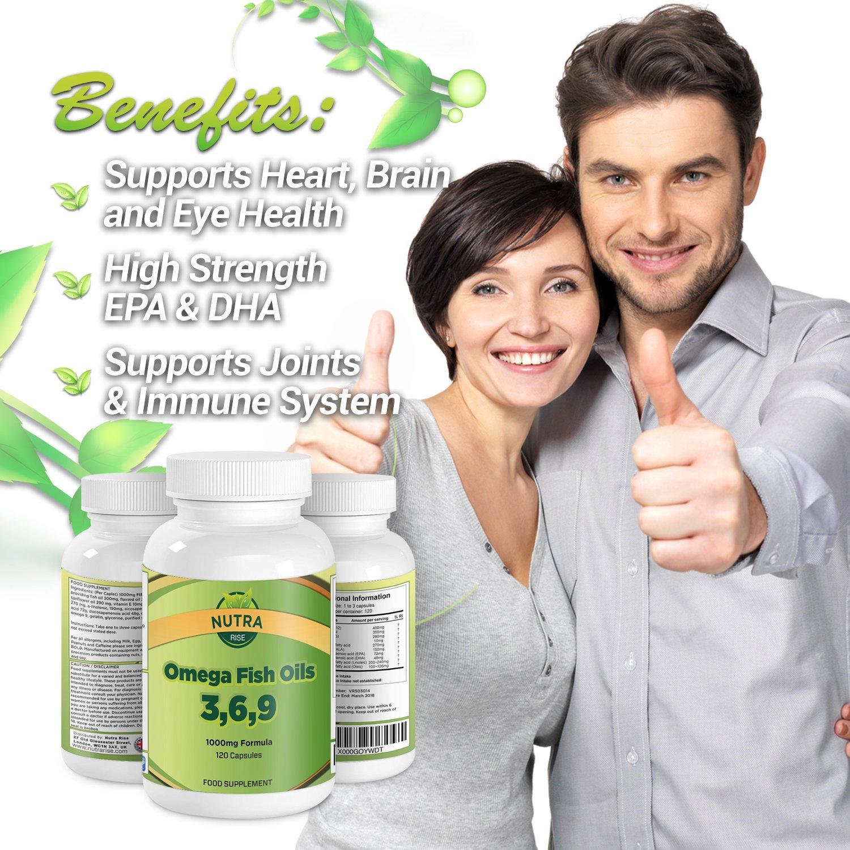 Píldoras de Aceite Omega de Pescado. El mejor suplemento para mejorar la salud del corazón. Las mismas que recomienda el doctor de la televisión.