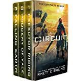 The Circuit: The Complete Series: (A Space Opera Box Set: Books 1-3)
