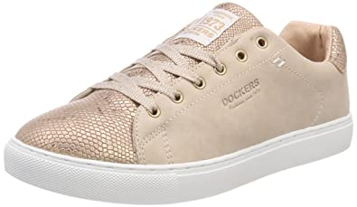38pd205-683760, Sneakers Basses Femme, Rose (Rosa 760), 38 EUDockers by Gerli