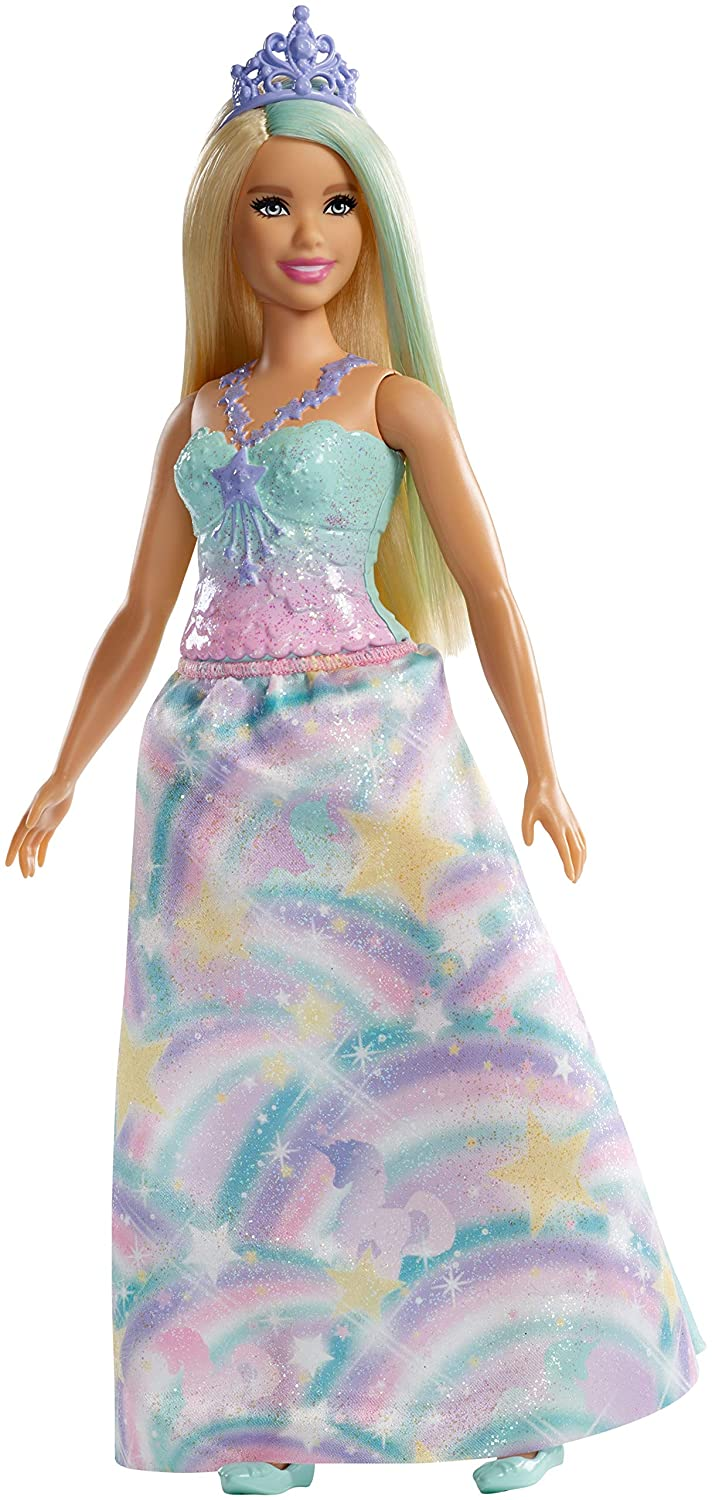 Barbie Dreamtopia Princess Doll new