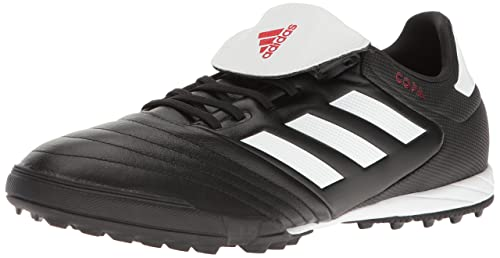 adidas Performance Mens Copa 17.3 in Soccer Shoe Black/White/Black