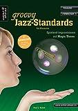 Groovy Jazz-Standards für Posaune: Spielend Improvisieren mit Magic Tones (inkl. Download). Lehrbuch. Spielbuch. Musiknoten.