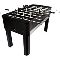 "Franklin Sports Foosball Table for Kids and Adults – 54"" Foosball Table for Game Room – Play Tabletop Foosball with an Authentic Table Soccer Game – Durable Foosball Table for Intense Play"