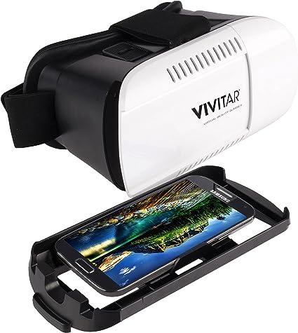 Gafas 3D de realidad virtual, 3D VR auricular caja de realidad ...