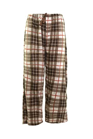 dccaf708ad704 Emprella Men's Flannel Fleece Brush Pajama Sleep & Lounge Pants ... at Amazon  Men's Clothing store: