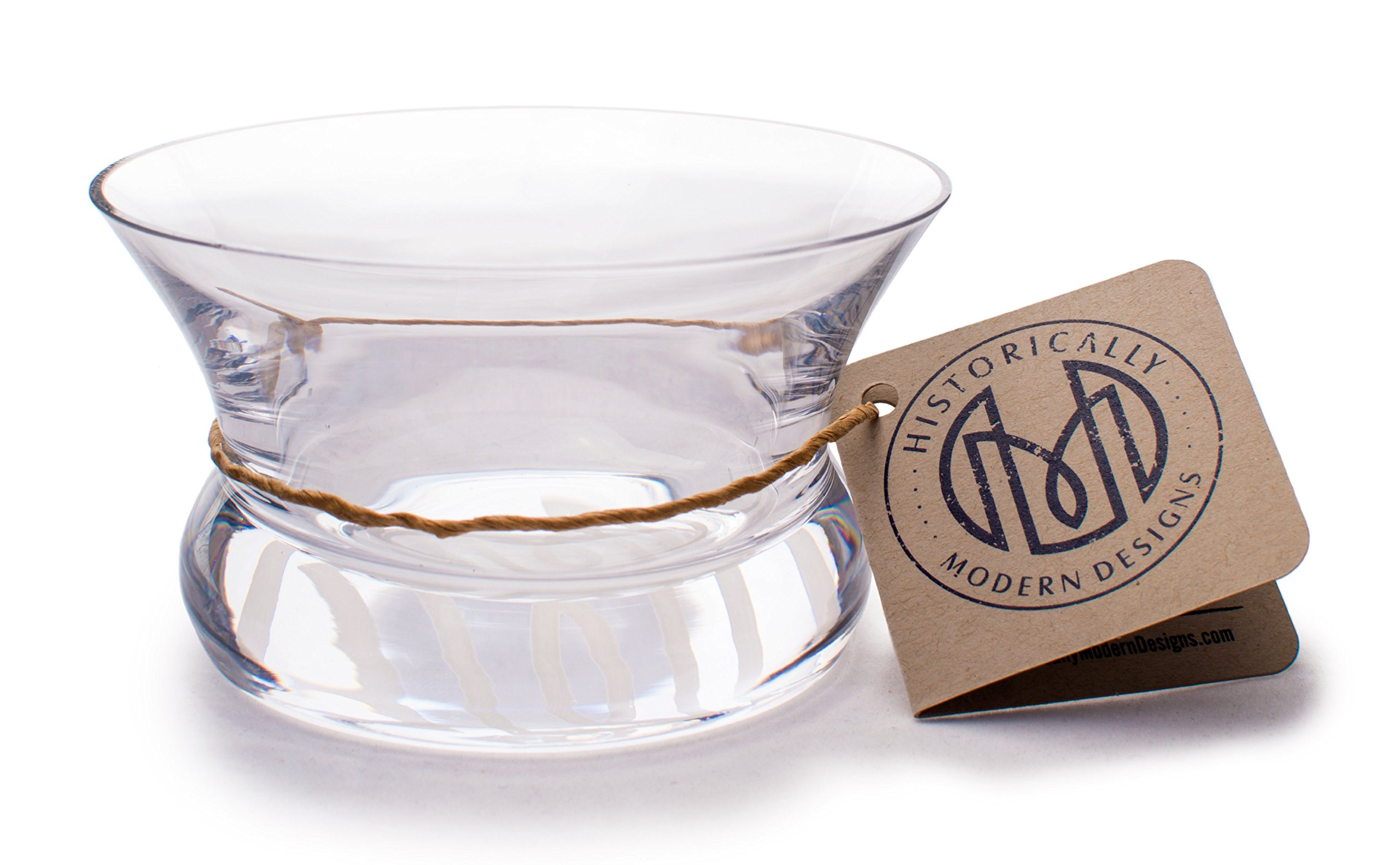 Tequila Glasses By Historically Modern Designs - SET OF 2 by Historically Modern Designs