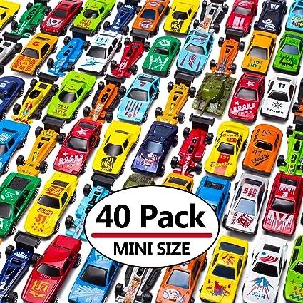 Amazon.com: Mapixo - Juego de 40 piezas de mini juguetes de ...
