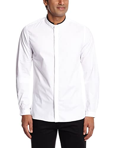 United Colors of Benetton Men's Casual Shirt at amazon