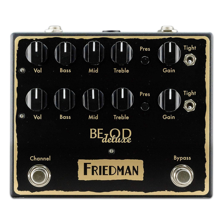 Friedman BE-OD DELUXE ギターエフェクター   B07KB3YQLF