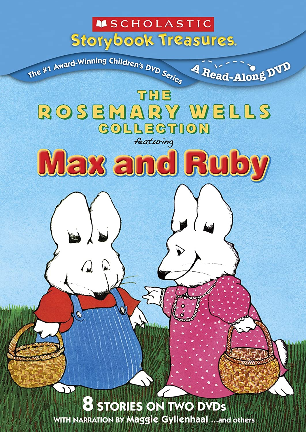 Amazon Com The Rosemary Wells Collection Scholastic Storybook Treasures Animation Animation Movies Tv