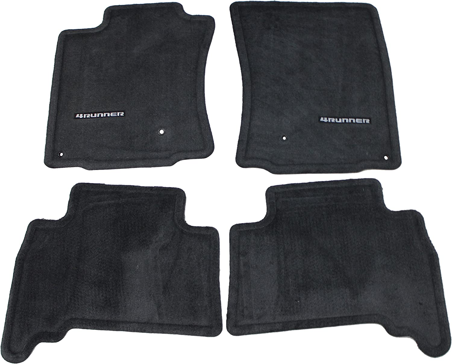 Toyota Genuine Accessories PT208-89114-20 Carpet Floor Mat for Select 4Runner Models