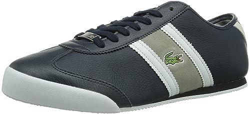 ekskluzywne buty szczegółowy wygląd Zjednoczone Królestwo Lacoste Tourelle, Zapatillas para Hombre, Blau (2F1), 41 EU ...