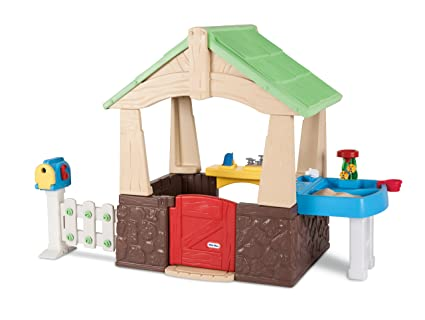 little tikes deluxe home and garden playhouse - Little Tikes Home And Garden Playhouse