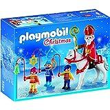 Playmobil Navidad - San Martín con niños, playset (5593)