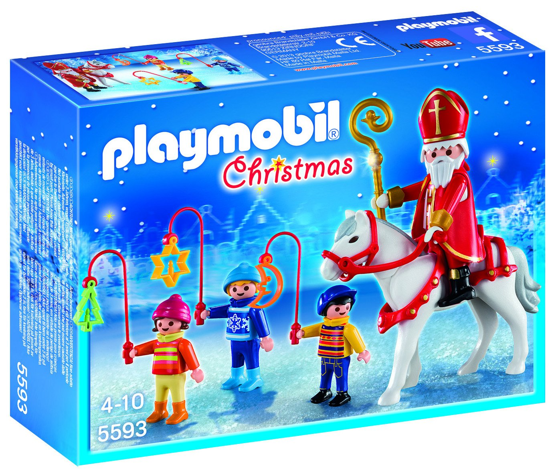 PLAYMOBIL Christmas Parade Set