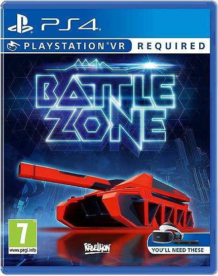 Battlezone (PSVR): Video Games - Amazon.com