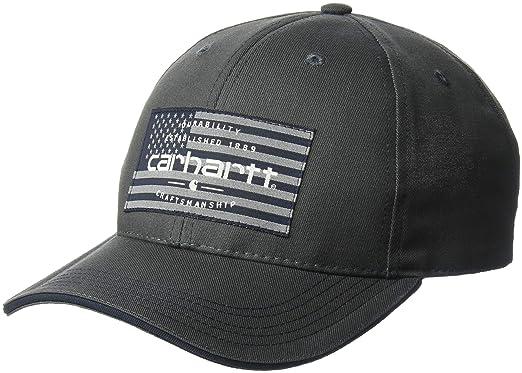 183cdd0b7873e Carhartt Men s American Flag Cap