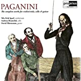 Niccolo Paganini: The Complete Works for Violin / Viola Cello & Guitar
