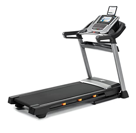 81ppyFAosHL._SX463_ amazon com nordictrack c 1650 treadmill sports & outdoors  at gsmx.co