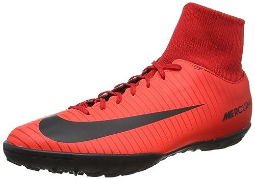 Nike Mercurialx Victory Vi DF TF, Botas de fútbol para Hombre: Amazon.es: Zapatos y complementos