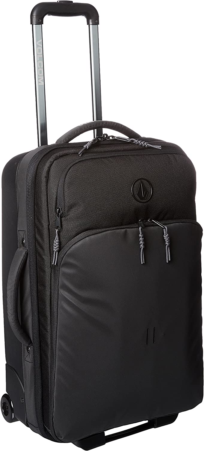 Volcom Young Men's Daytripper Bag Accessory, black, One Size: Clothing