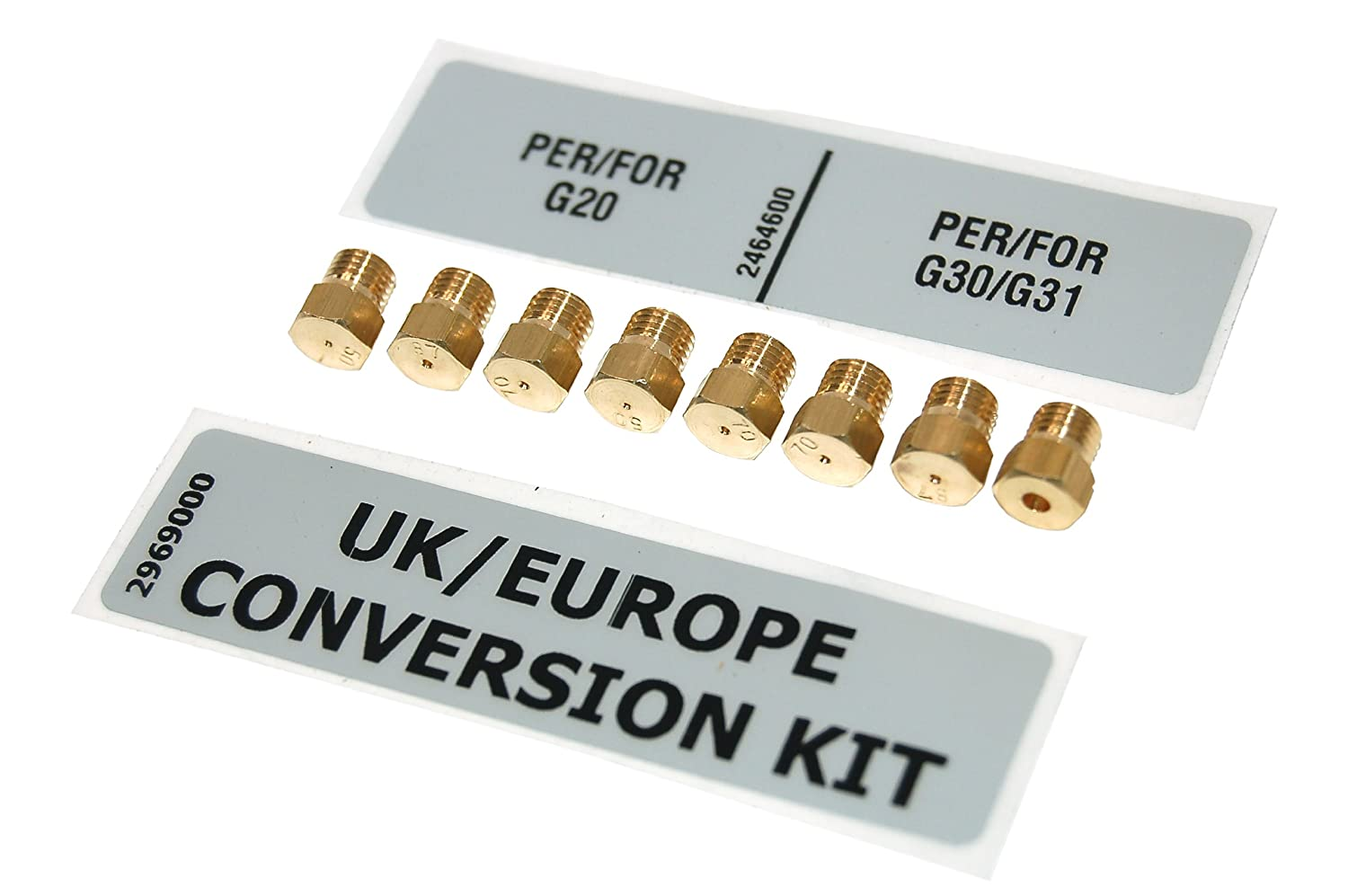 Belling Oven Conversion Kit Lpg - Genuine part number 012860200