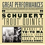 Trout Quintet / Arpeggione Sonata / Die Forelle