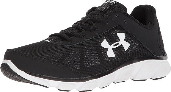 Under Armour Men's Micro G Assert 7 Sneaker, Medium