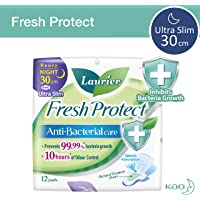 Laurier Fresh Protect, 30cm, 12ct