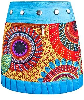 2a034205b11e48 Jupe pour enfants Sunsa, mini-jupe, jupe portefeuille, jupe ...